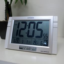 シチズン電波時計
